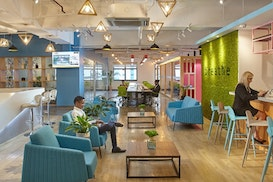 KMC Flexible Workspace in Four NEO, BGC, Muntinlupa