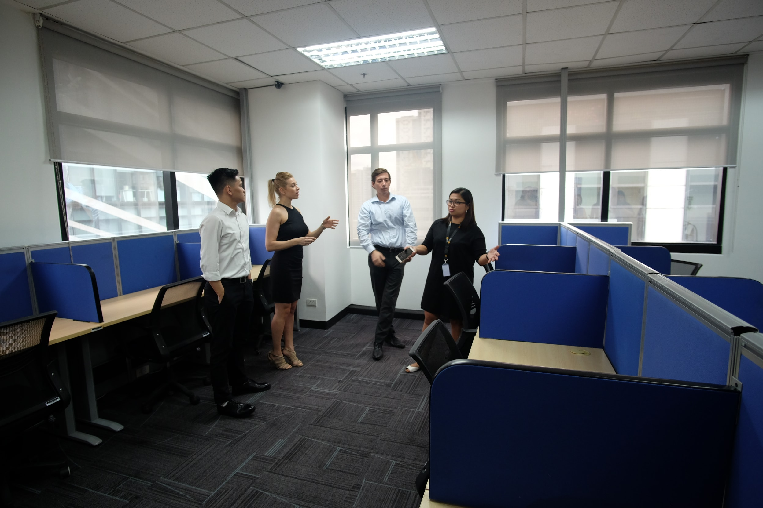 KMC Picadilly Star 20th floor, Taguig