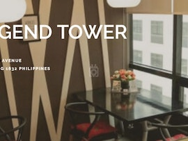 vOffice - Fort Legend Tower, Taguig