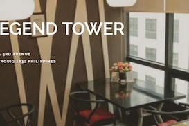 vOffice - Fort Legend Tower, Marikina