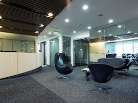 vOffice - One Global Place, Taguig
