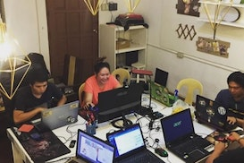 Virtual Owl Co-Working Space, Tagum