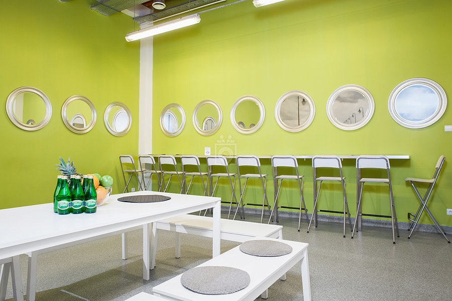 Office&Cowork Centre: Cystersow, Krakow