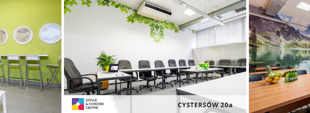 Office&Cowork Centre: Cystersow