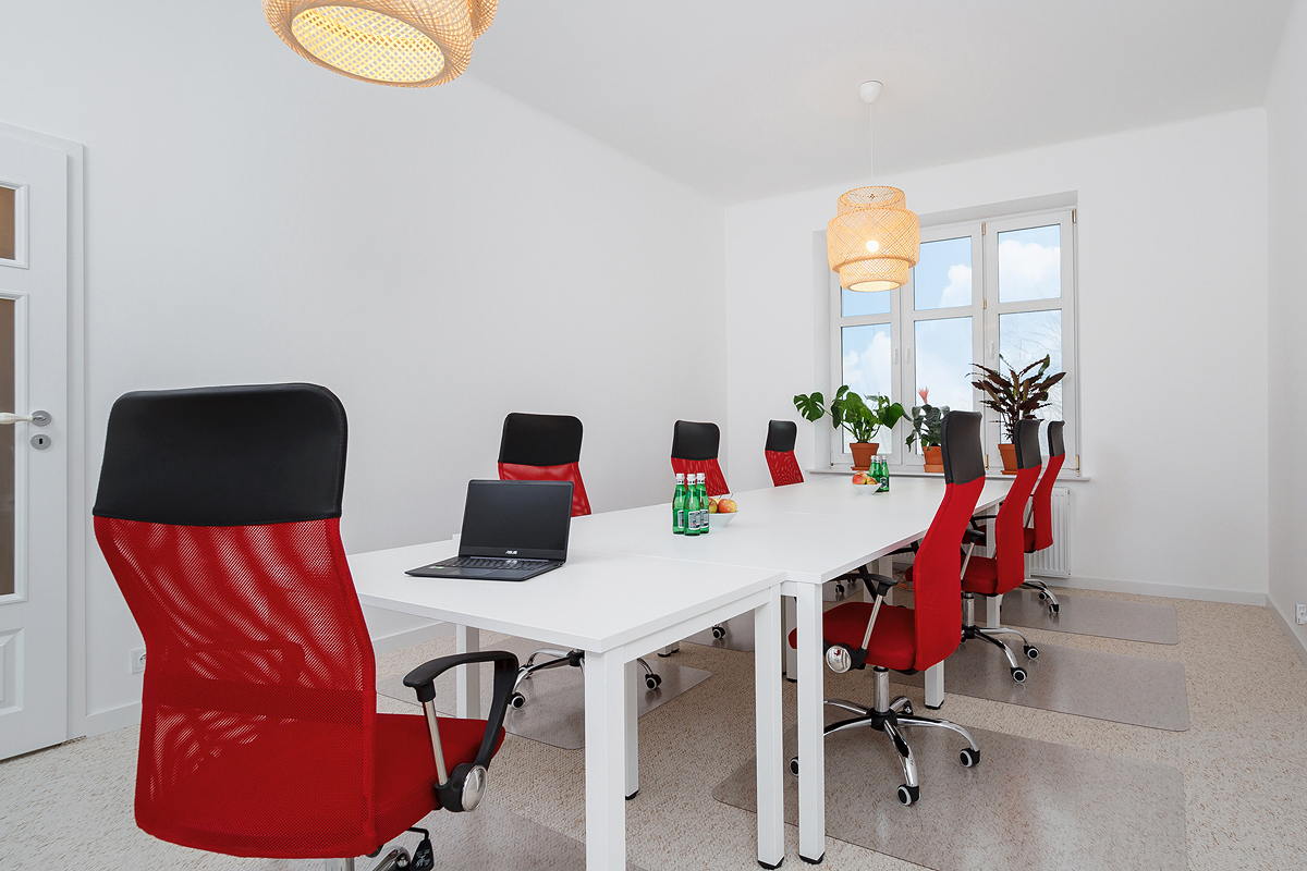 Office&Cowork Centre - Krakow, Krasińskiego 4/12, Krakow