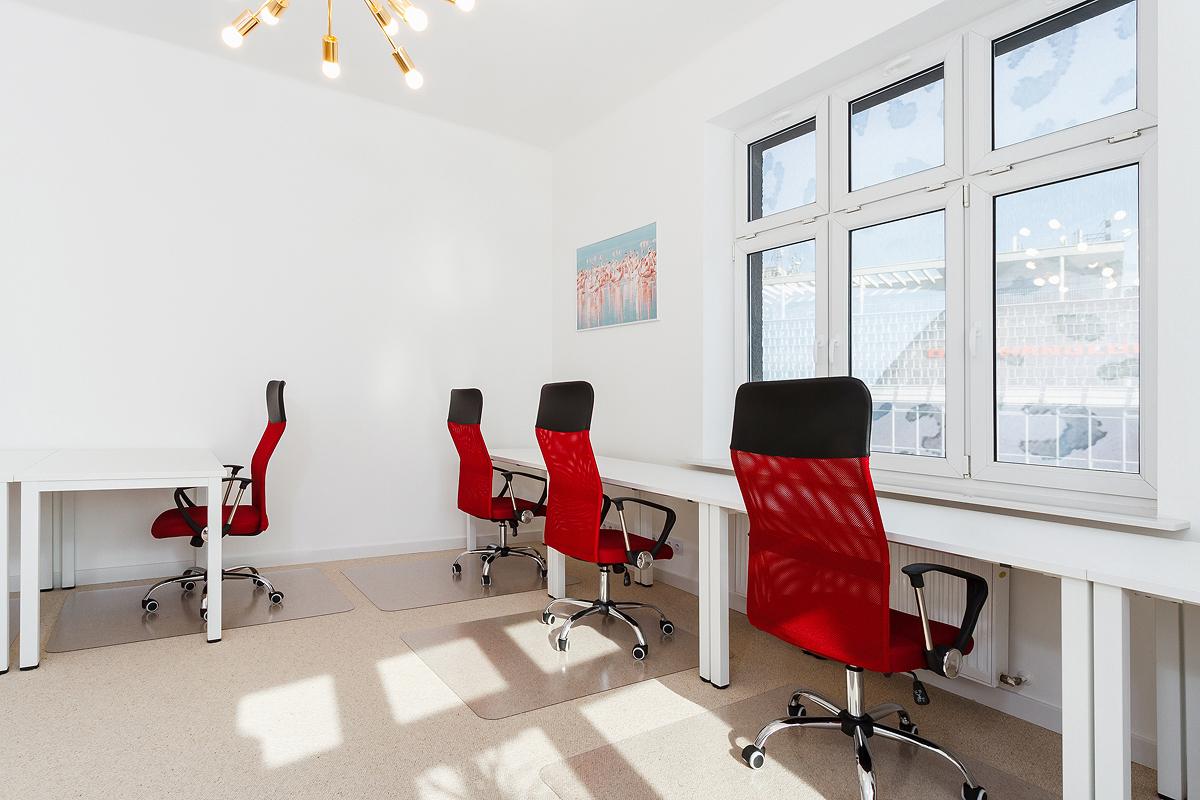 Office&Cowork Centre - Krakow, Krasinskiego 4/17, Krakow