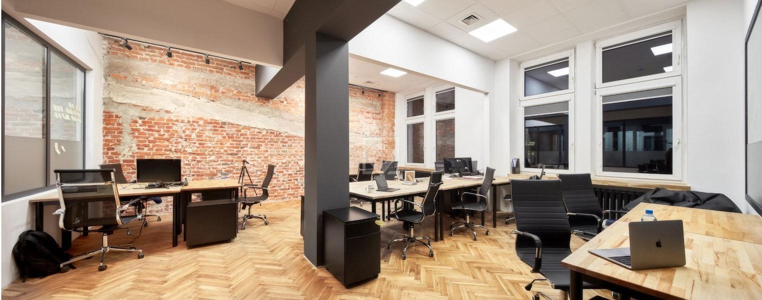 CoSpot Zachodnia office, Lodz