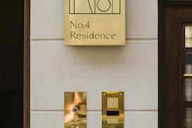 No4. Residence, Warsaw