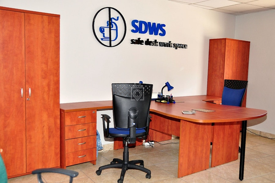 SDWS Safe Desk Work Space, Zielona Gora
