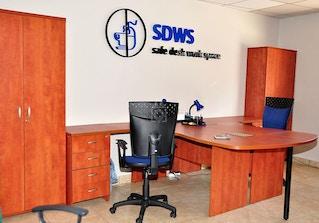 SDWS Safe Desk Work Space image 2