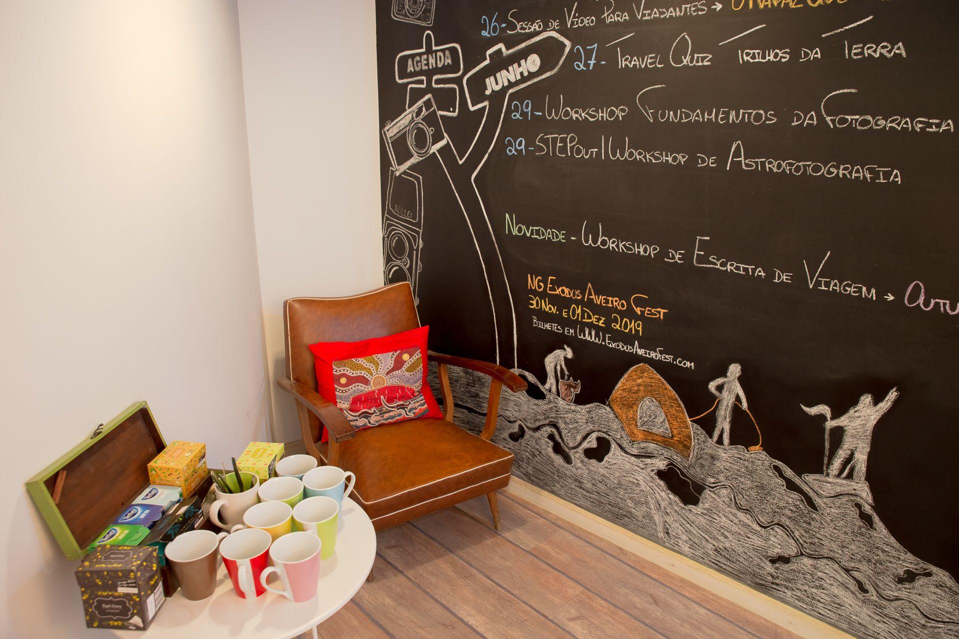 Trilhos da Terra Cowork Studio, Aveiro