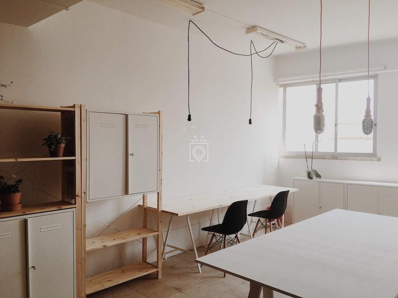 HANGAR Cowork Space, Lisbon