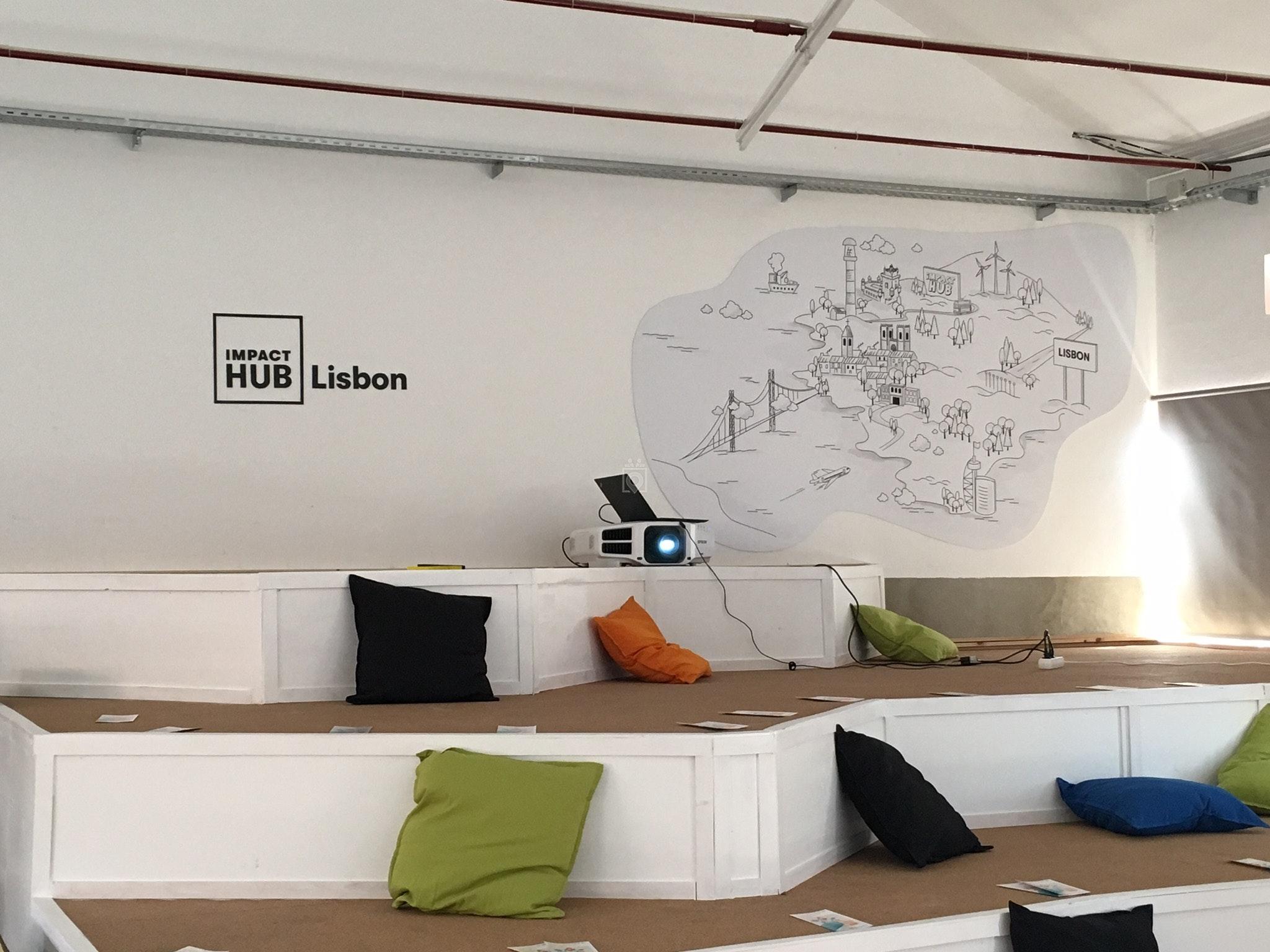 Impact hub lisbon lisbon read reviews book online