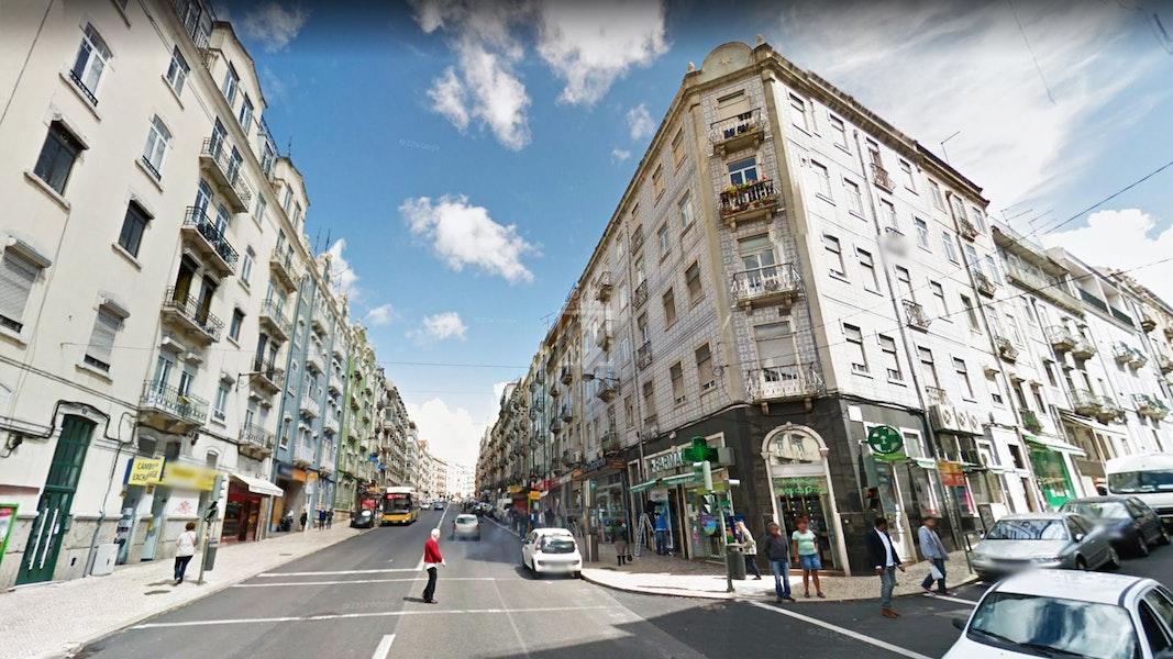 SITIO Work Alto São João, Lisbon