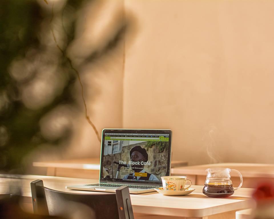 The Block Cafe, Lisbon