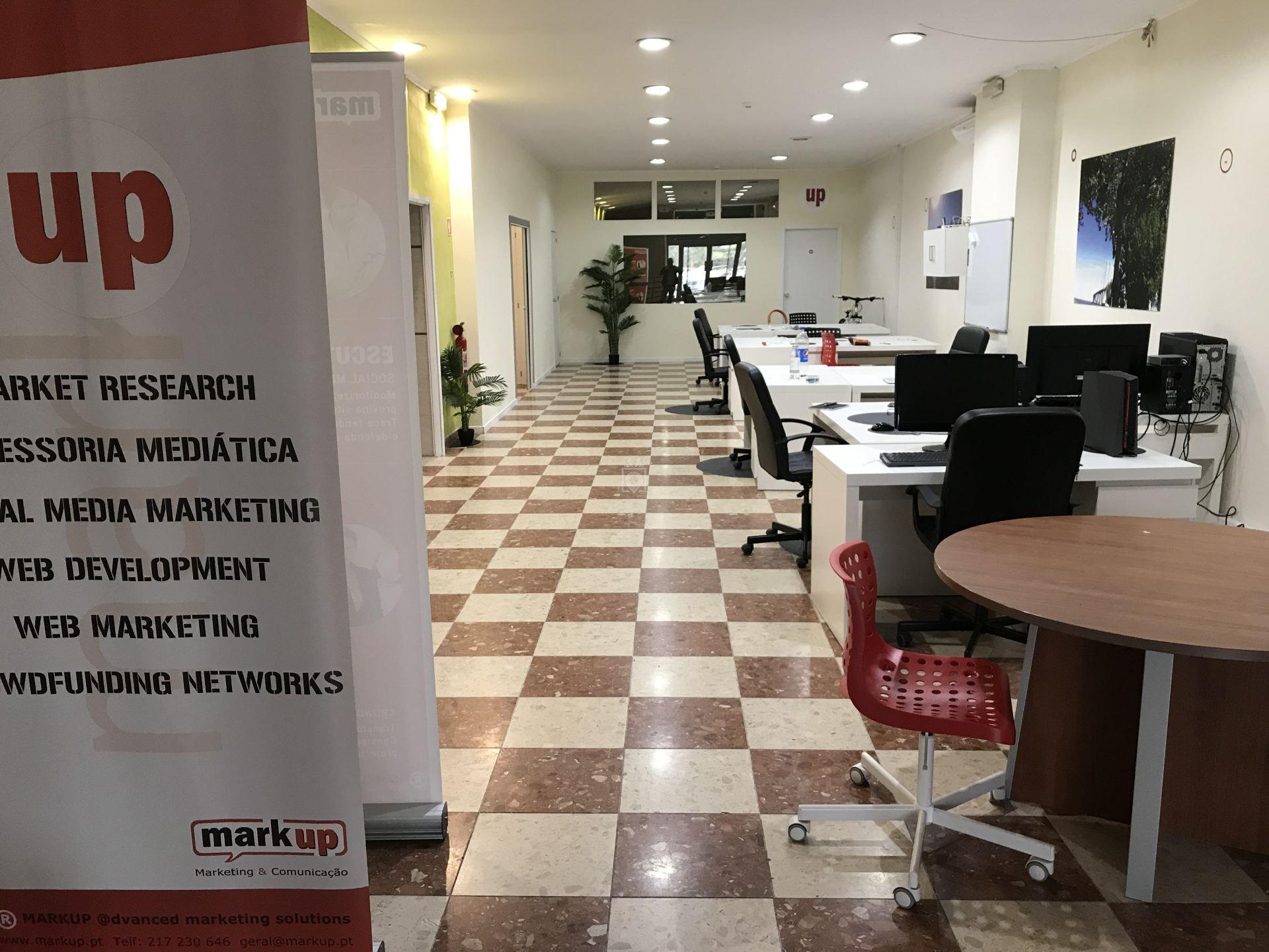 Workup, Lisbon - Book Online - Coworker