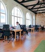Coworking space on Rua de Brito Capelo profile image