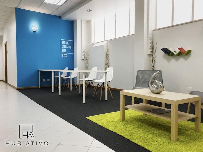 Hub Ativo, Portimao