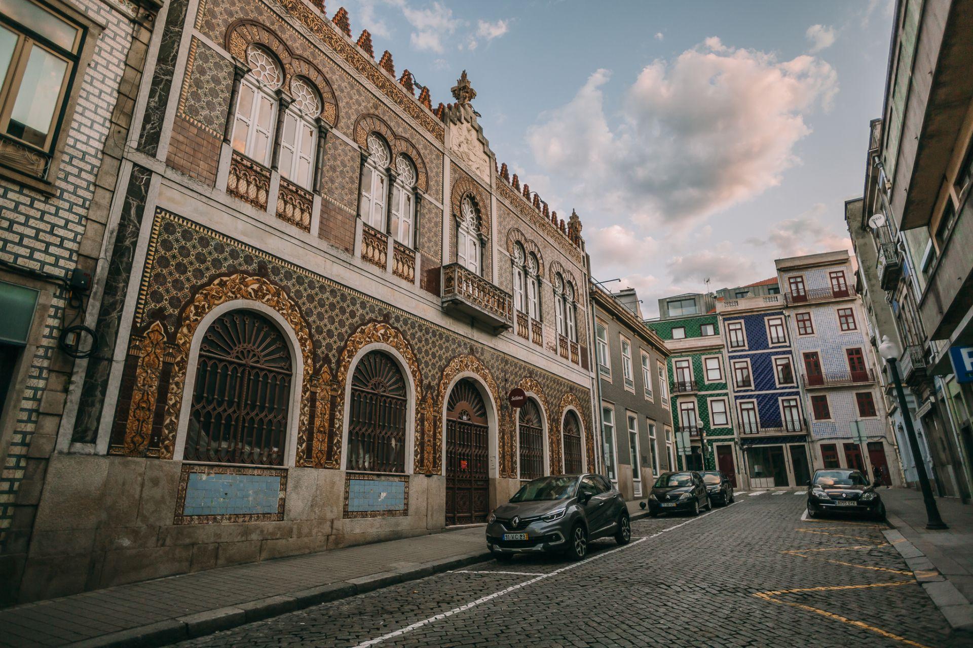 Selina Navis, Porto
