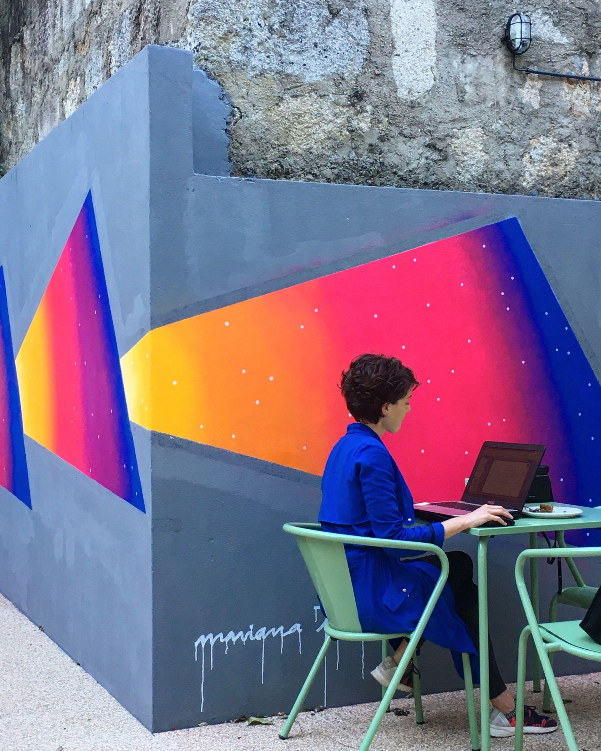 Temporada Cowork Cafe, Porto