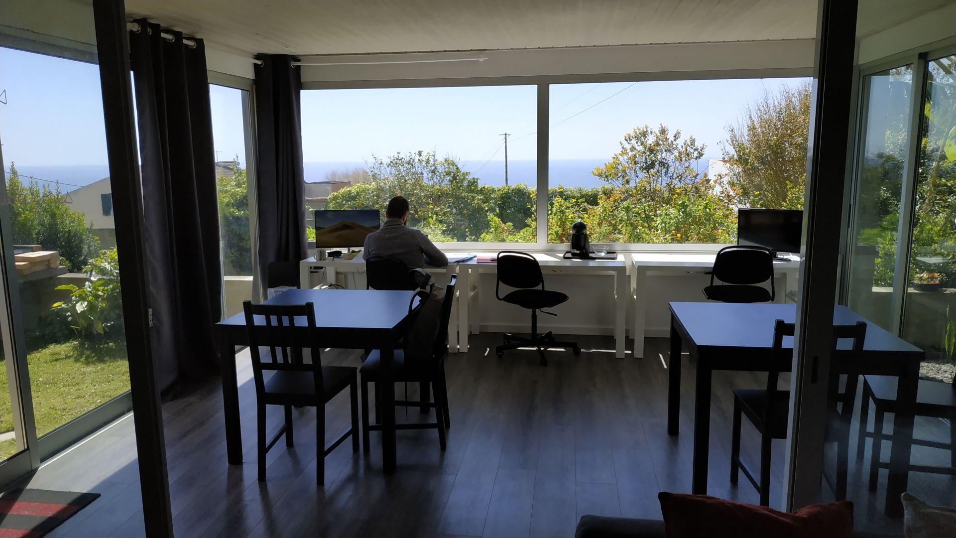 Novovento - coworkation Azores, Sao Miguel