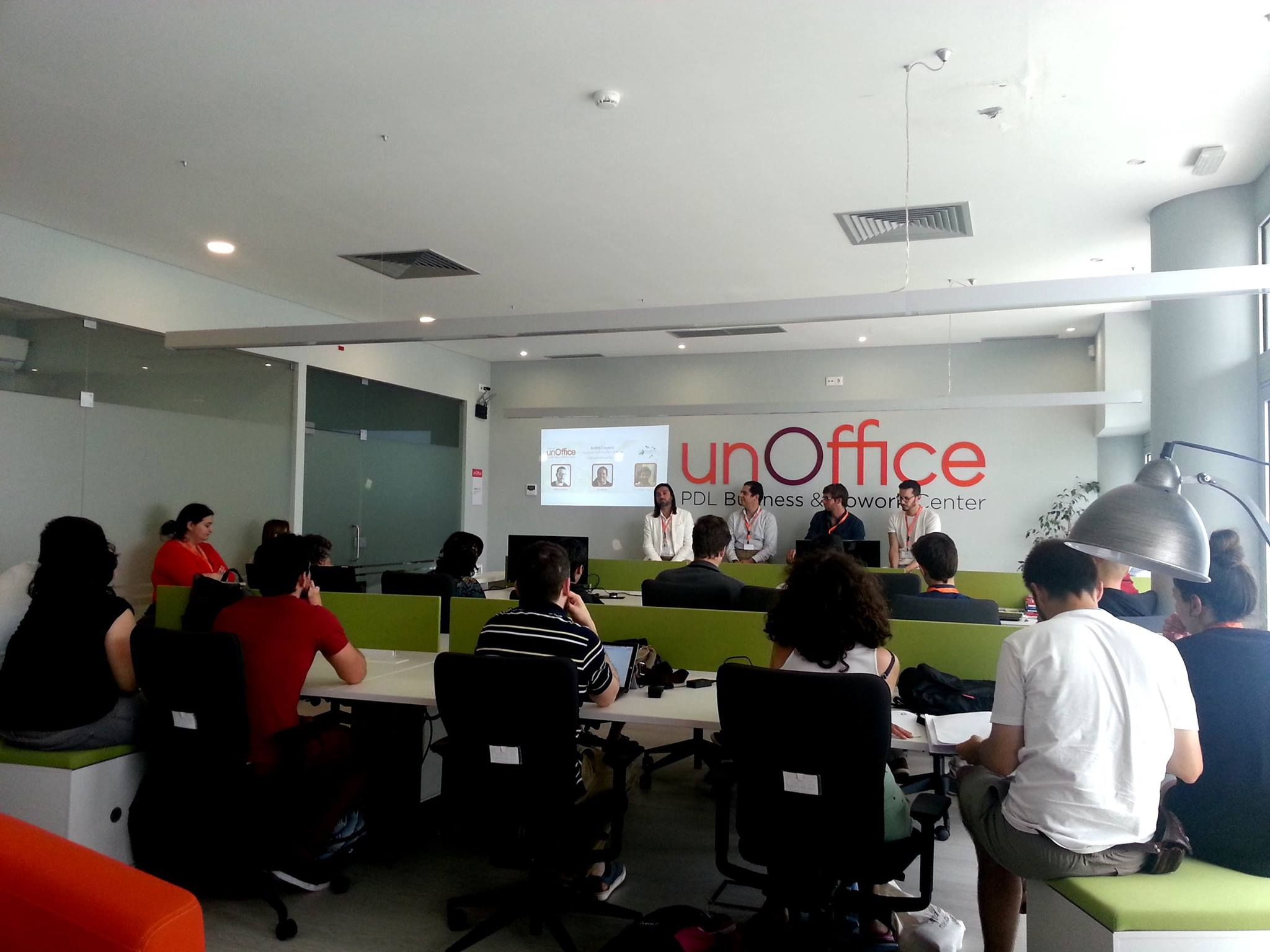 unOffice PDL Business and Cowork Center, Sao Miguel