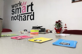 Smartizan Office, Arad
