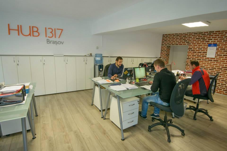 HUB 1317, Brasov