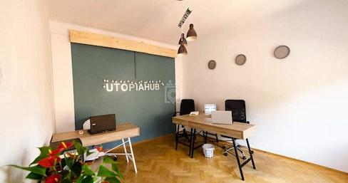UTOPIA HUB, Brasov | coworkspace.com