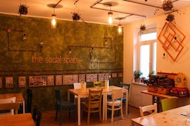 Hidden Cafe - The Social Space, Bucharest