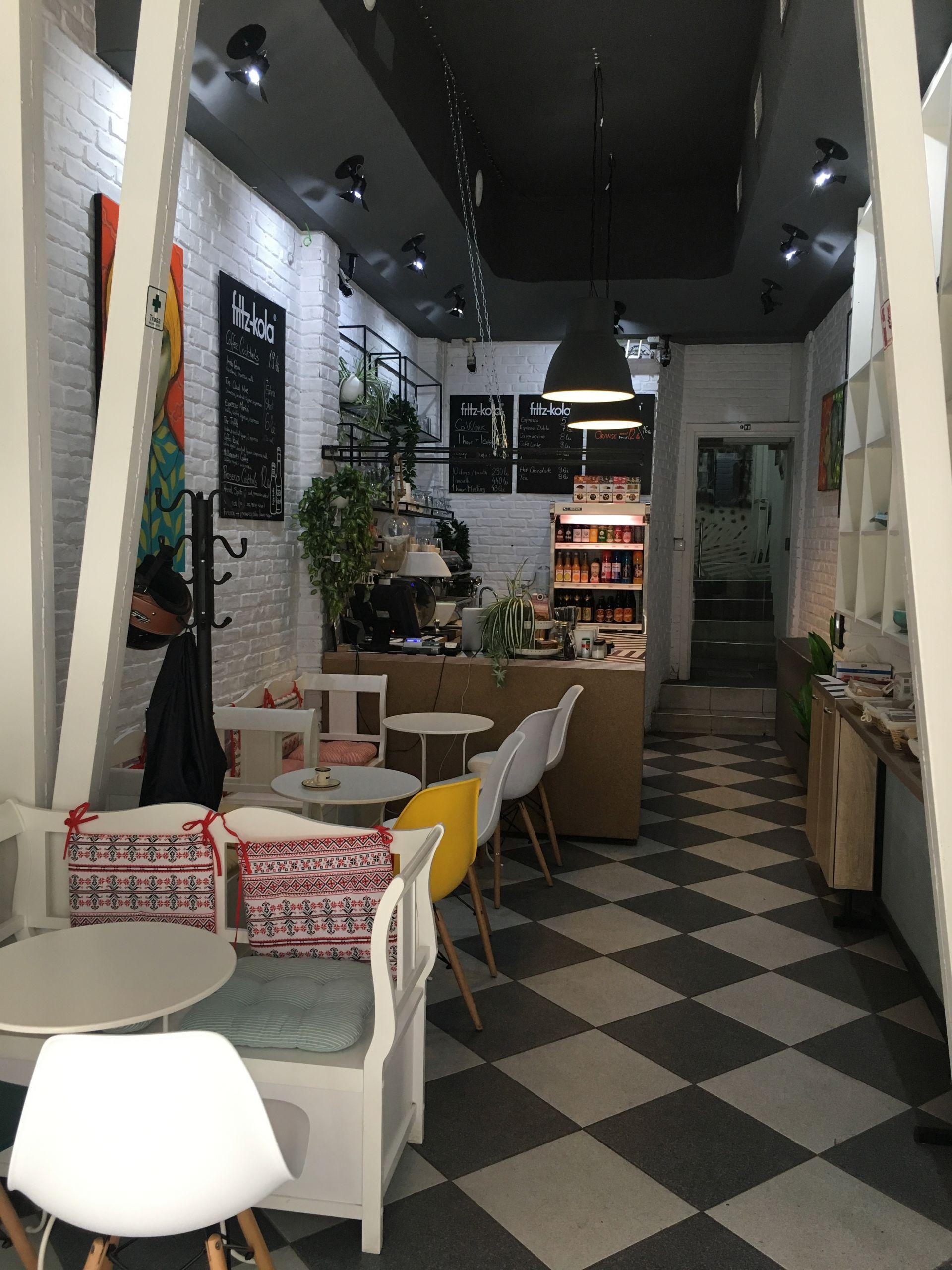 TheAtelier.ro Cowork Cafe, Bucharest