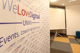 We Love Digital Unirii, Bucharest