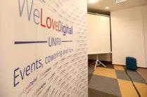 We Love Digital Unirii, Bucharest