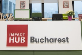 Impact Hub Bucharest, Bucharest