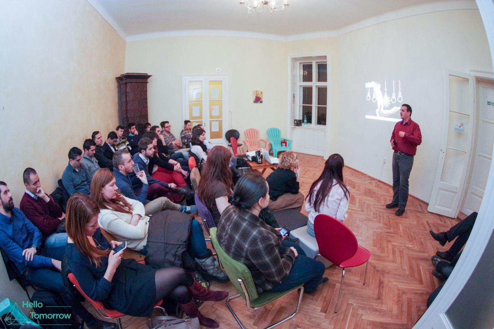 Cluj Cowork, Cluj-Napoca