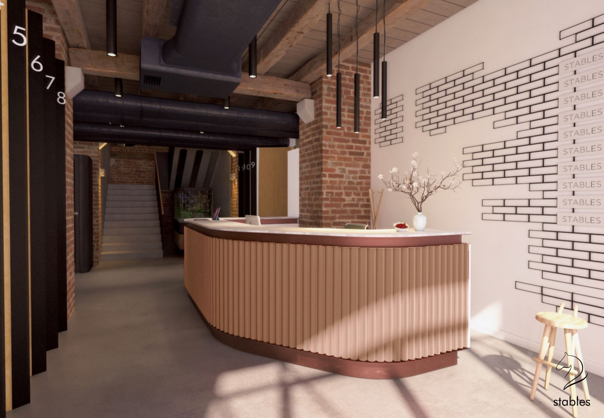 Stables Office, Cluj-Napoca