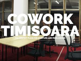 Cowork Timisoara, Timisoara