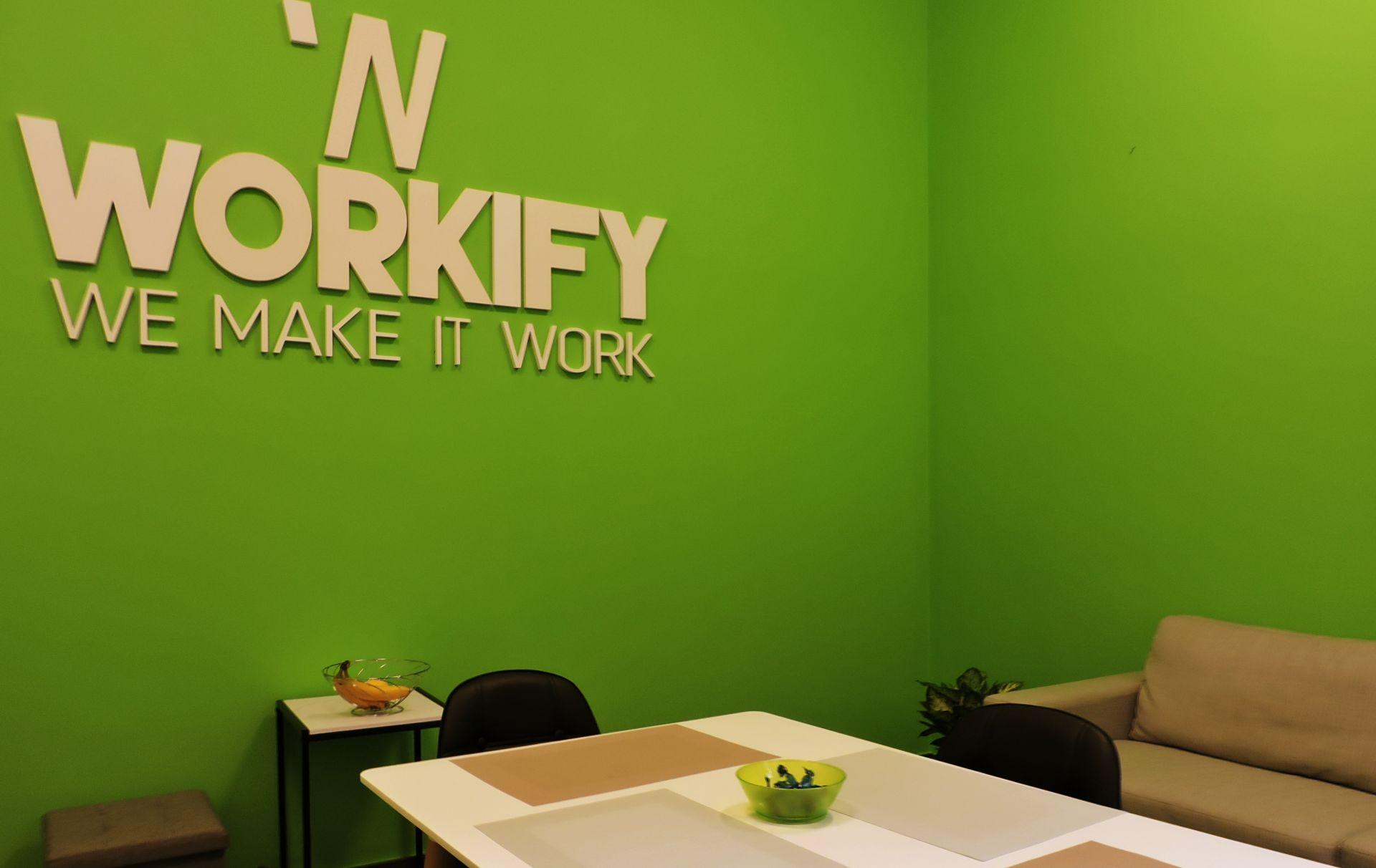 Workify, Timisoara