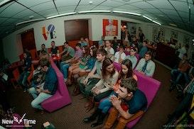 Anticafe NewTime, Chelyabinsk