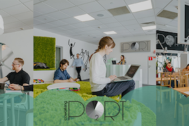Coworking PO₂RT, Moscow