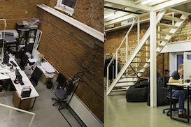 Flacon Coworking, Moscow
