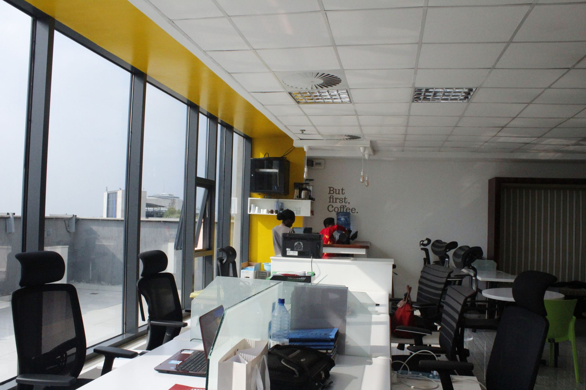 Collaborate Coworking, Kigali