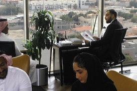 Servcorp Al Murjanah Tower, Jeddah