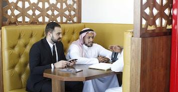 Servcorp Al Akaria Plaza, Riyadh profile image
