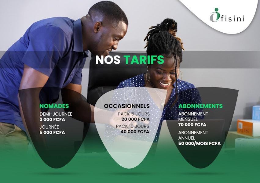 OFISINI, Dakar
