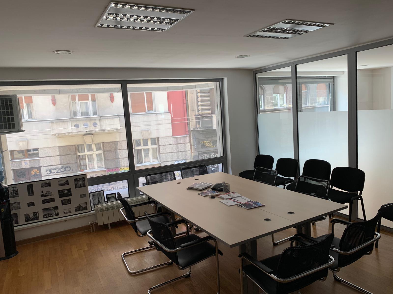BUSINESS CENTER  - INCUBATEUR CCIFS, Belgrade