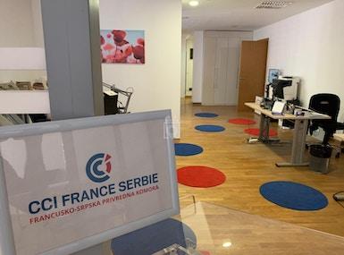 BUSINESS CENTER  - INCUBATEUR CCIFS image 3