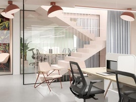 Nova Iskra Workspace - Dorcol, Belgrade