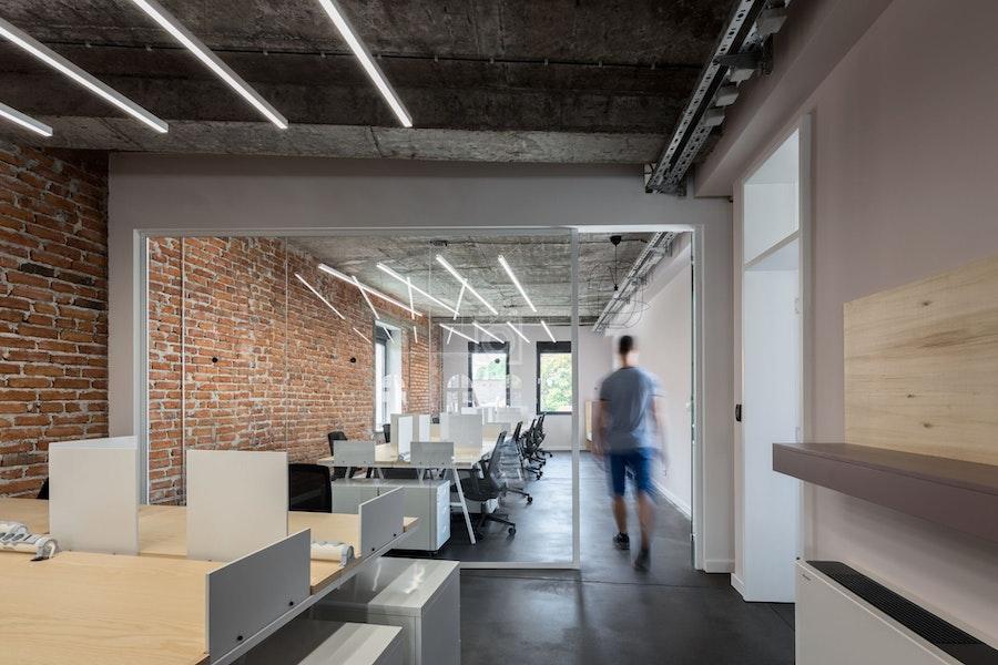 Nova Iskra Workspace - Zemun, Belgrade