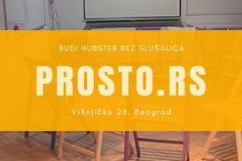 Prosto - R HUB, Belgrade